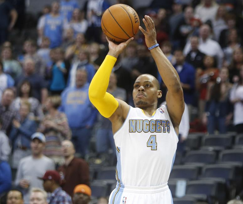Randy Foye Dazzles In Denver Nuggets 123-116 Win Over The