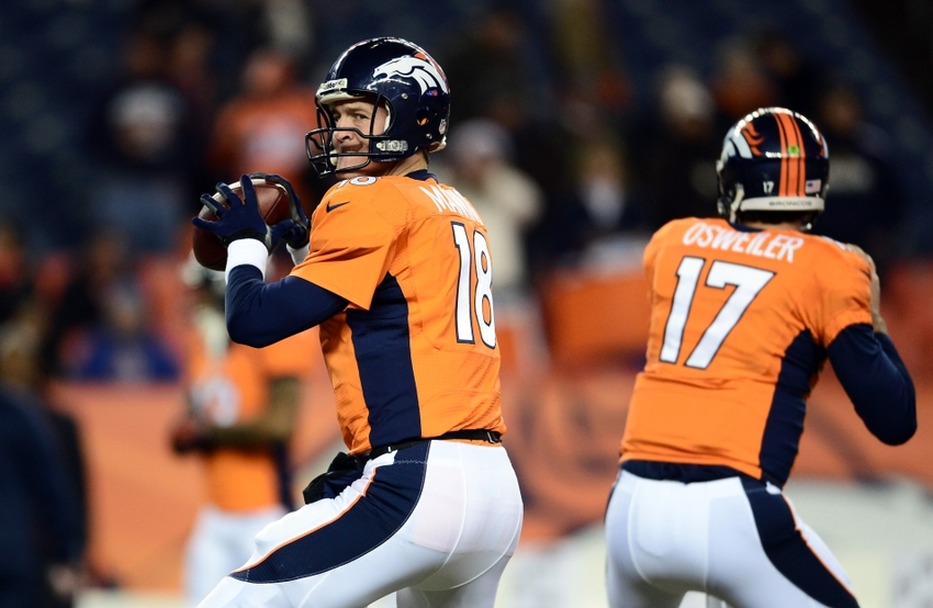an analysis of the denver broncos The denver broncos acquired the services of db coach greg williams this  offseason williams knowledge and experience will transform the.